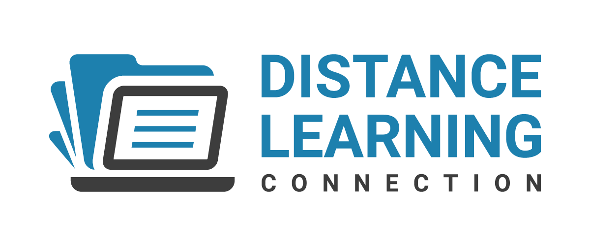 distance learning connection logo