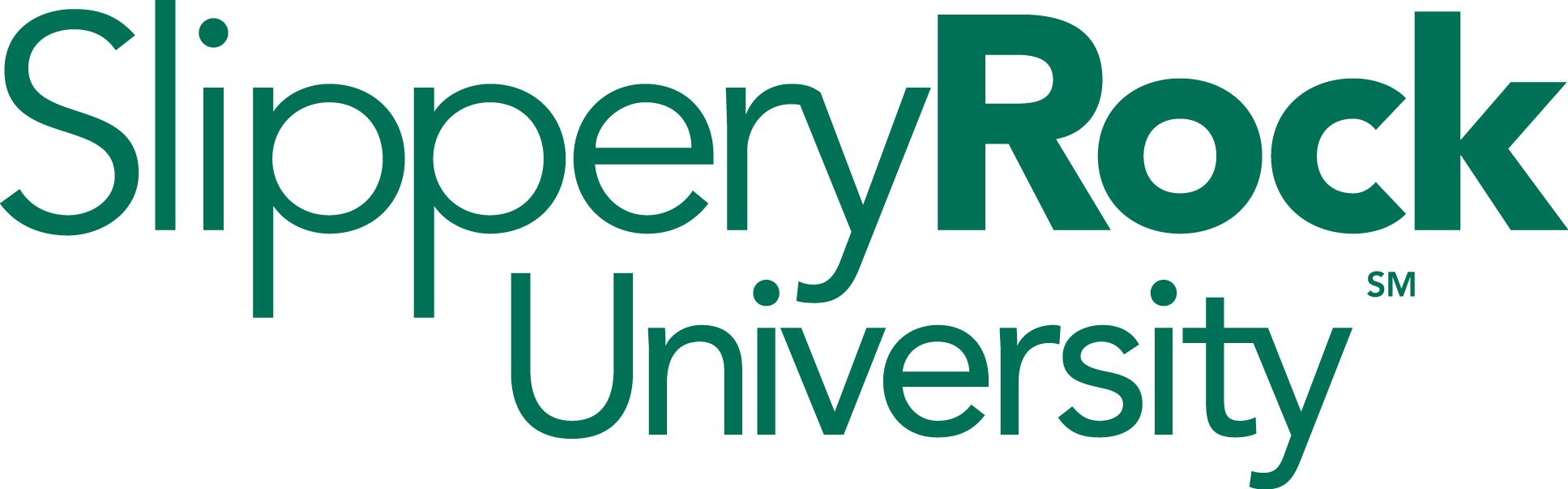 slippery rock logo
